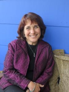 Teresa purple jacket